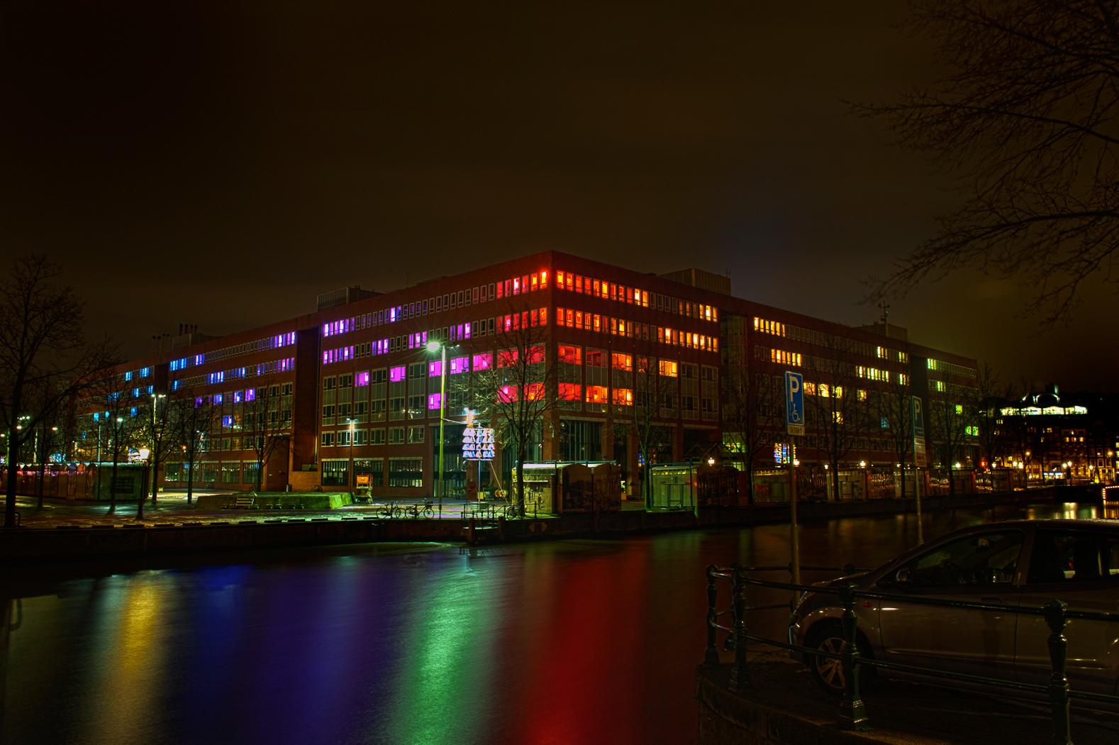 PixelFlow Amsterdam Wijnand van der Horst Lichtontwerp